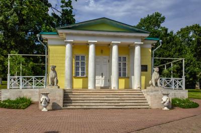 콜로멘스코예 박물관, 궁 박물관 05