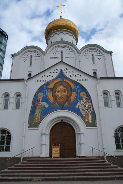 트베르스카야 카스타바 광장의, 성 니콜라이 교회 03