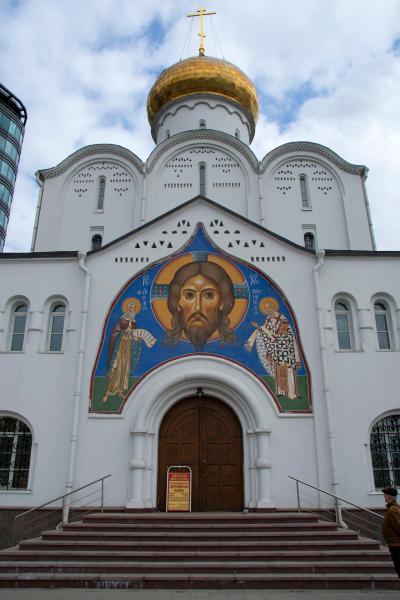 트베르스카야 카스타바 광장의, 성 니콜라이 교회 05