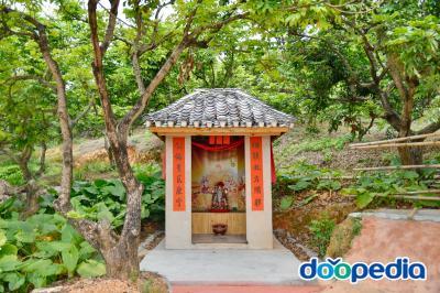 관란 산수이 농촌 관광 문화 공원 관음각