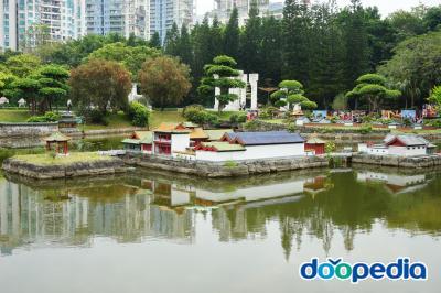 선전중국민속문화촌 푸하이