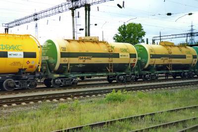 러시아 철도 화물열차 01