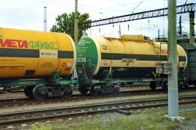 러시아 철도 화물열차 02