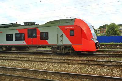 러시아 철도 통근열차