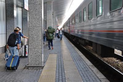 니즈니 노브고로드 기차역 07