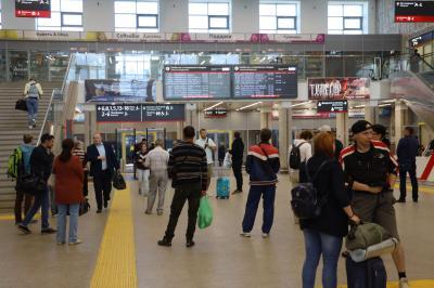니즈니 노브고로드 기차역 06