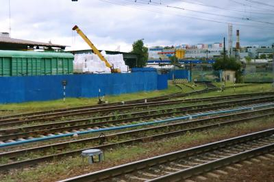 니즈니 노브고로드 역 주변 모습 19