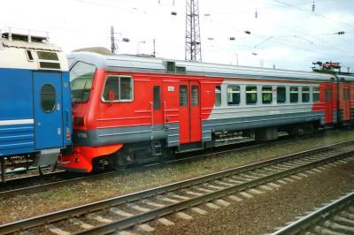 니즈니 노브고로드 역 주변 모습 09
