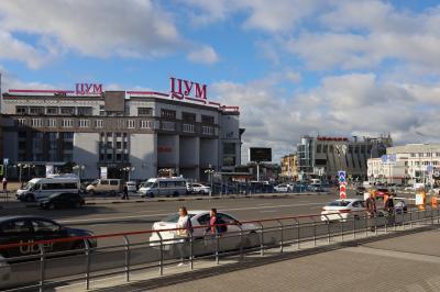 니즈니 노브고로드 역 광장 16