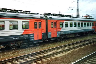 니즈니 노브고로드 역 주변 모습 11
