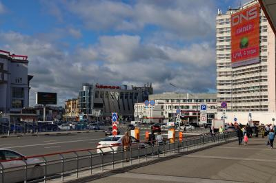 니즈니 노브고로드 역 광장 09