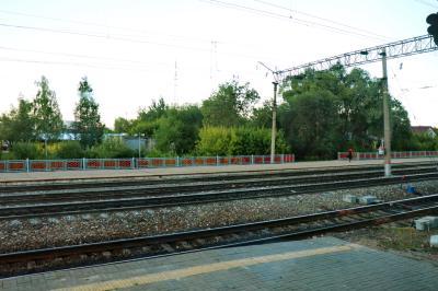 니즈니 노브고로드 역 주변 모습 12