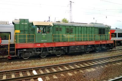 니즈니 노브고로드 역 주변 모습 10