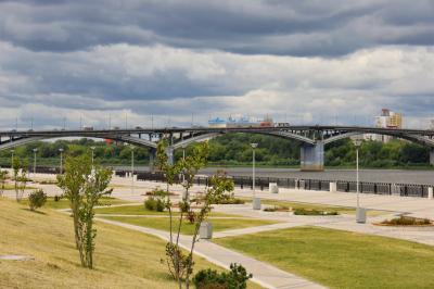 니즈니 노브고로드 강 터미널 16