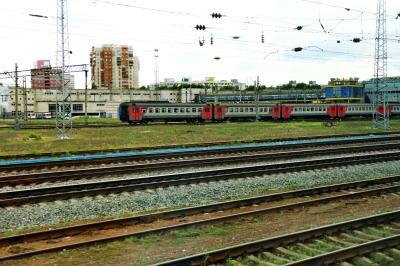 니즈니 노브고로드 역 주변 모습 16