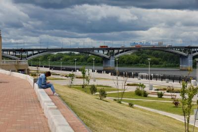 니즈니 노브고로드 강 터미널 18