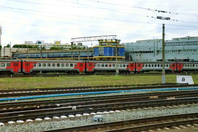 니즈니 노브고로드 역 주변 모습 17