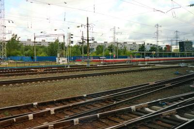 니즈니 노브고로드 역 주변 모습 18