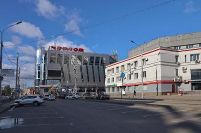 니즈니 노브고로드 역 광장 10