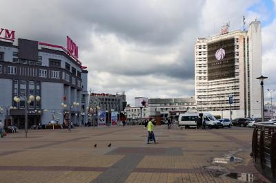 니즈니 노브고로드 역 광장 05