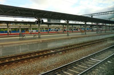 니즈니 노브고로드 역 주변 모습 14