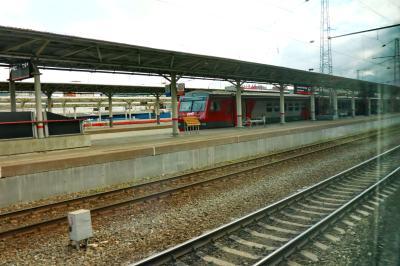 니즈니 노브고로드 역 주변 모습 15