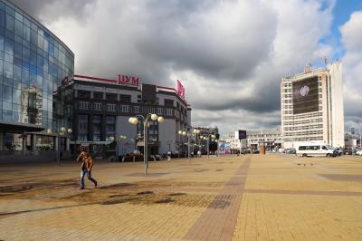니즈니 노브고로드 역 광장 19