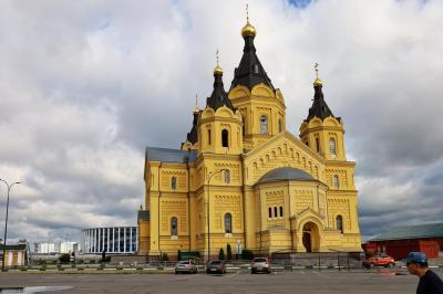 니즈니 노브고로드 알렉산드로 네프스키 성당
