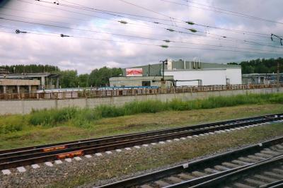 니즈니 노브고로드 역 주변 모습 08