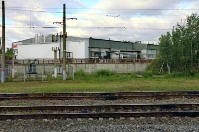 니즈니 노브고로드 역 주변 모습 07