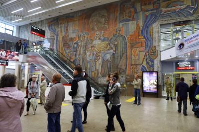 니즈니노브고로드 역