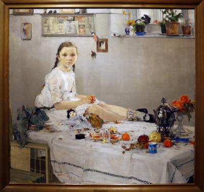 카잔 국립 미술관, 바리 아도라츠카야의 초상화