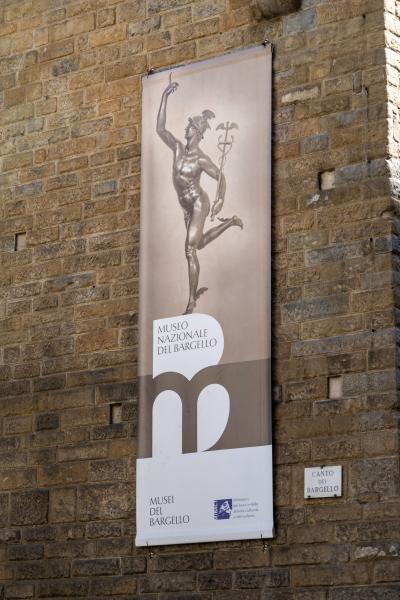 바르젤로 미술관 홍보물 11