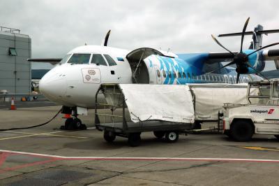 벨파스트국제공항 에이프런 08