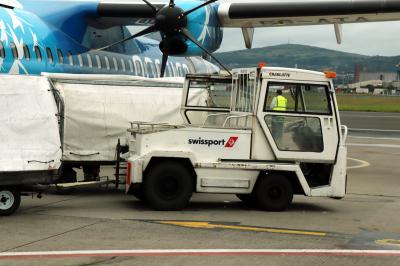 벨파스트국제공항 에이프런 09