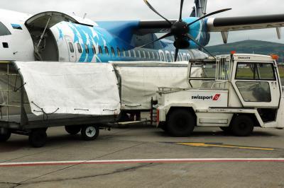 벨파스트국제공항 에이프런 10
