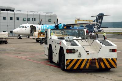 벨파스트국제공항 에이프런 14