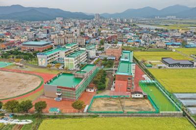 안강중학교 11
