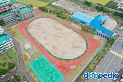 안강중학교