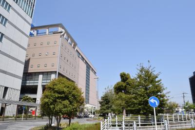 히가시한노역, 동쪽 출입구 03