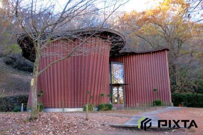 아케보노 어린이 숲 공원, 숲의 집