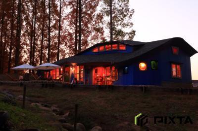 아케보노 어린이 숲 공원, 라이트업