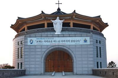 해미순교성지, 성당