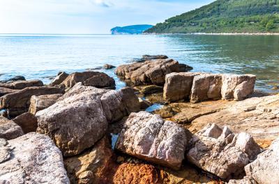 카포 카치아 해변