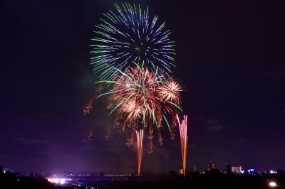 가와구치 불꽃놀이 축제