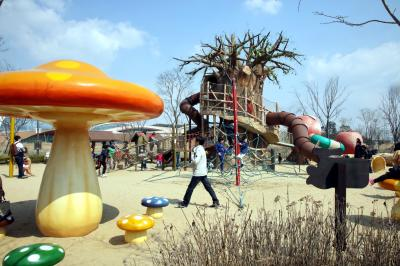 국립생태원, 어린이 놀이터 03