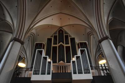 생 피터 교회의 내부