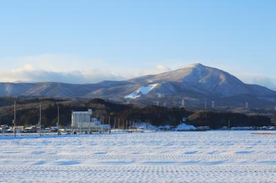 이즈미가타케, 겨울