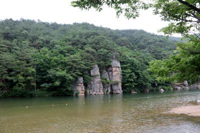 속리산국립공원 화양분소 운영담