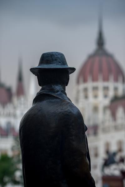 헝가리 의회 위대한 동상  10